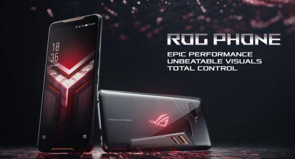 Image showing Asus Rogue Gaming Smartphone