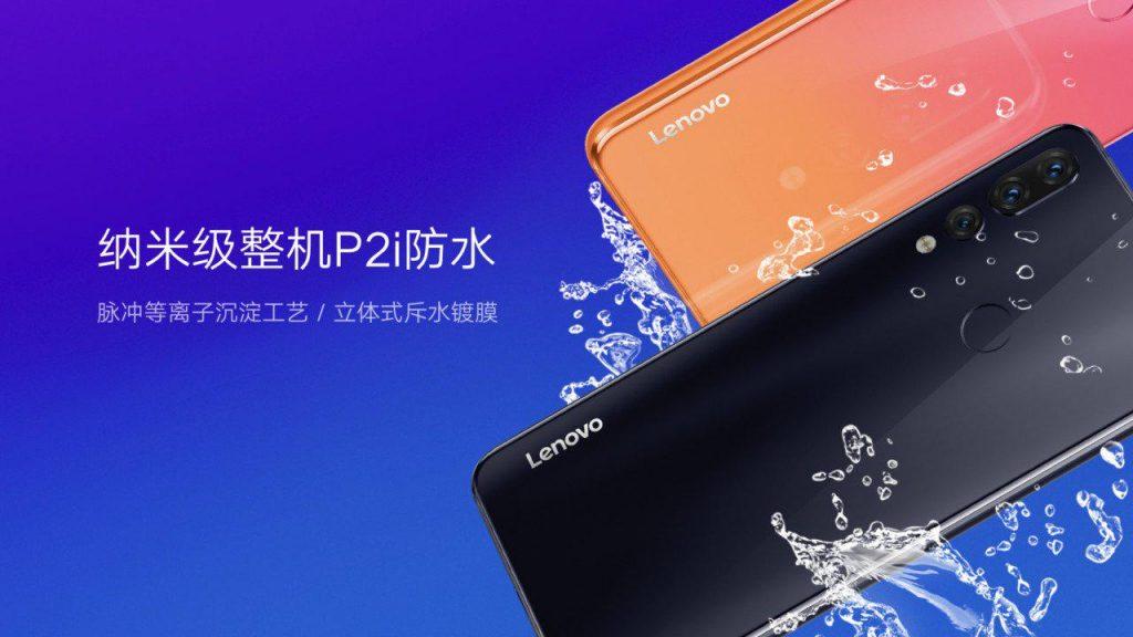 Lenovo-Z5s-P2i-coating