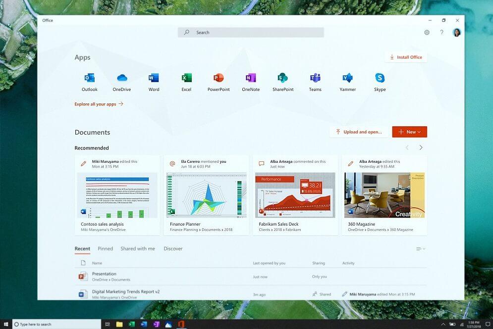 Office-app-for-Windows-10