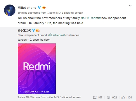 Xiaomi-Redmi-independent-brand
