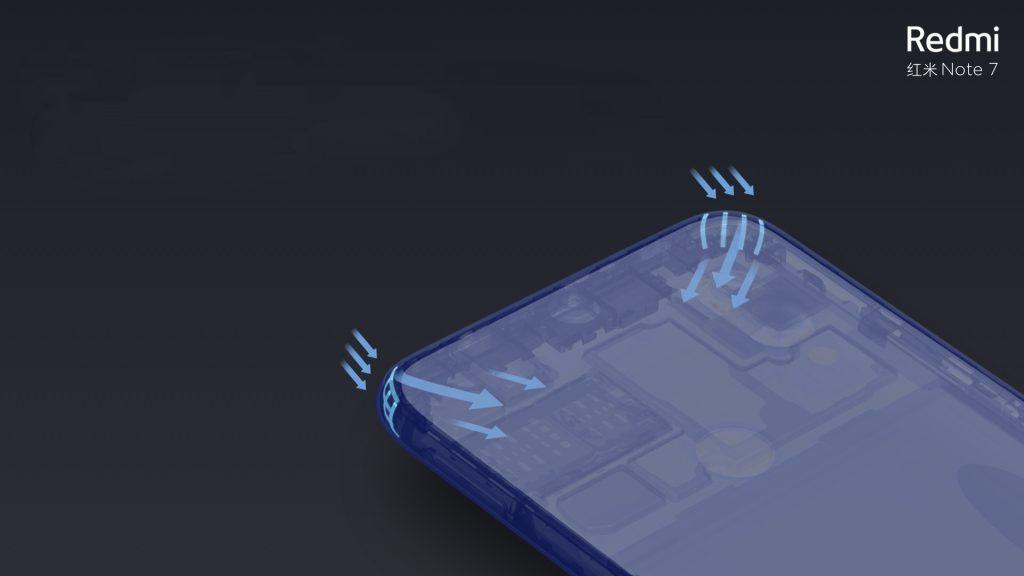 Redmi Note 7 Glass Panel