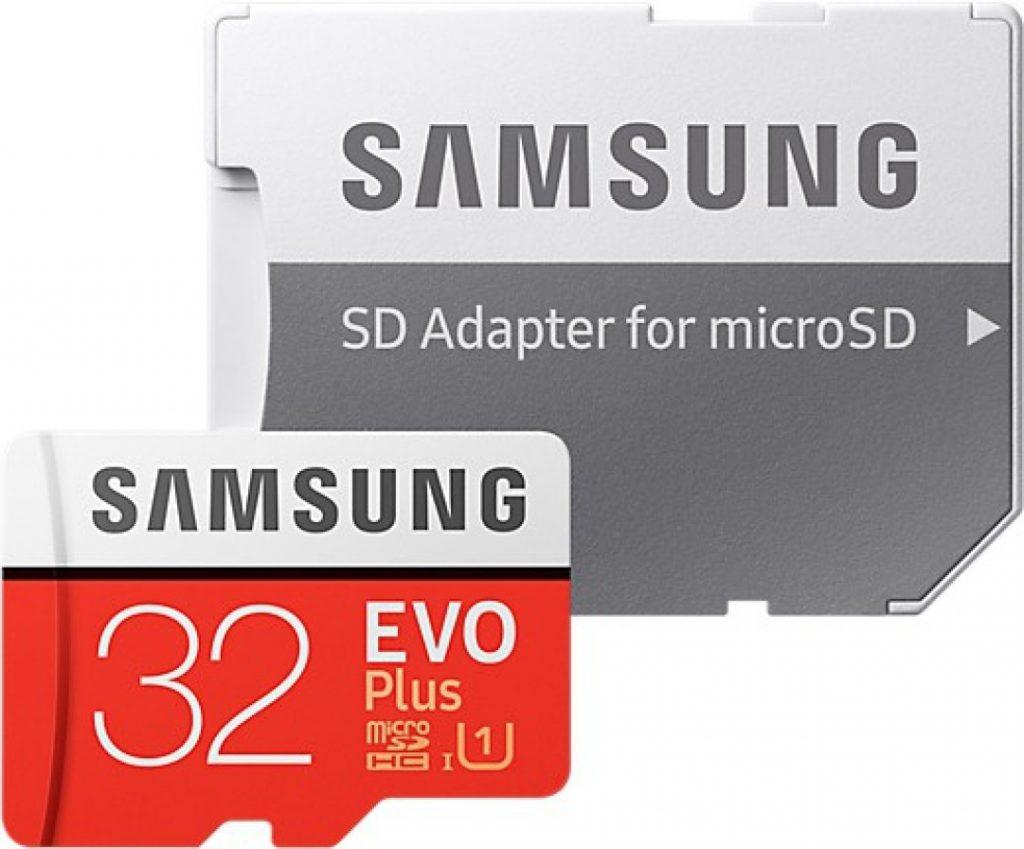 Samsung Evo Plus 32GB Micro SD Card