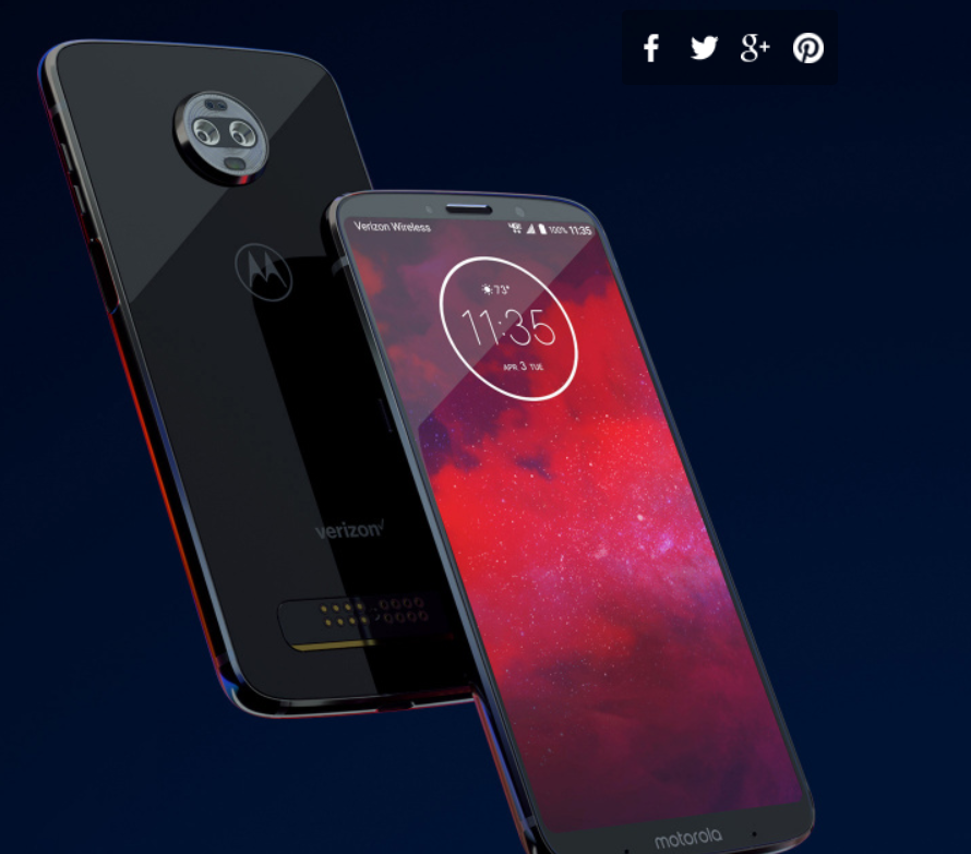 Moto Z3 Android Pie Update Rolling out
