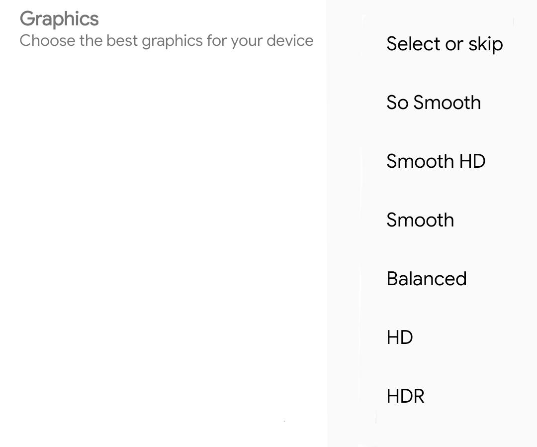 Graphics - PUBG Mobile GFX Tool