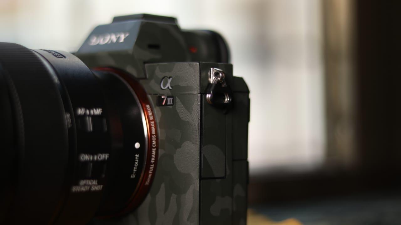 Sony Alpha Camera Skins