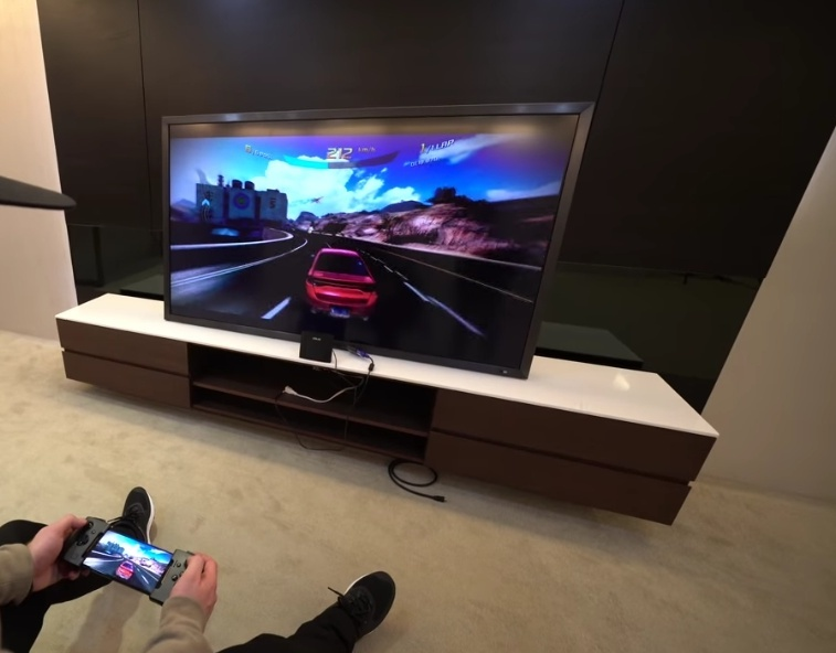 Wireless Video Hub for ROG Gaming Smartphone