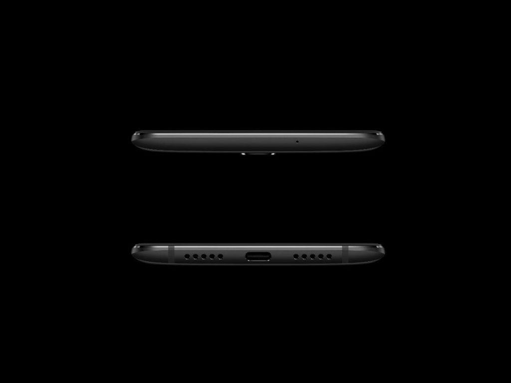 OnePlus 6T Ports