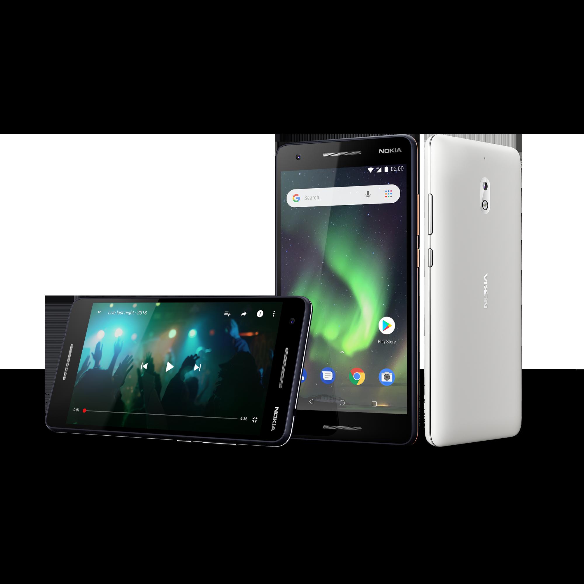 Nokia 2.1 image for representation purposes