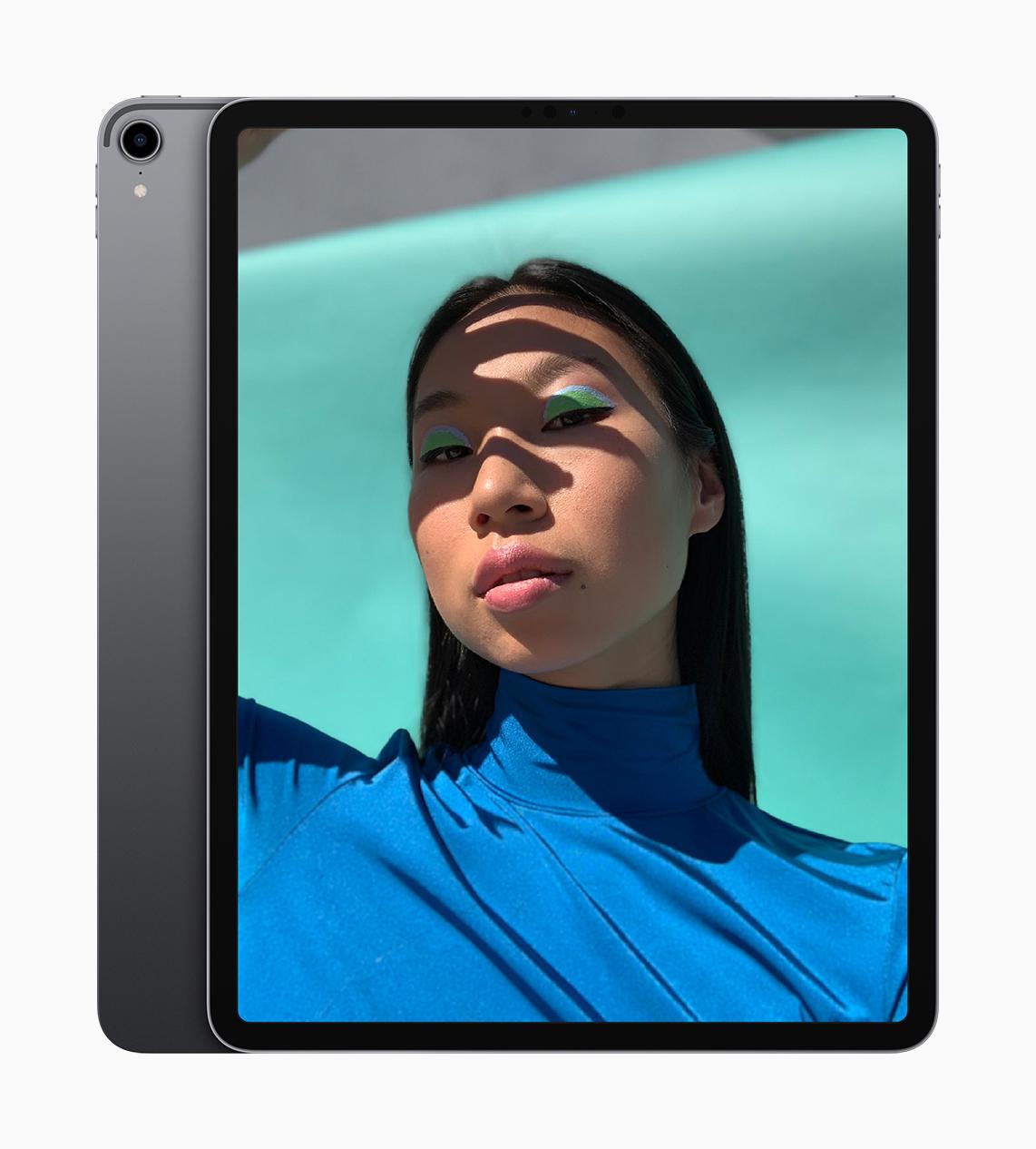 """Image showing iPad-Pro 2018 12.9"""" Model"""