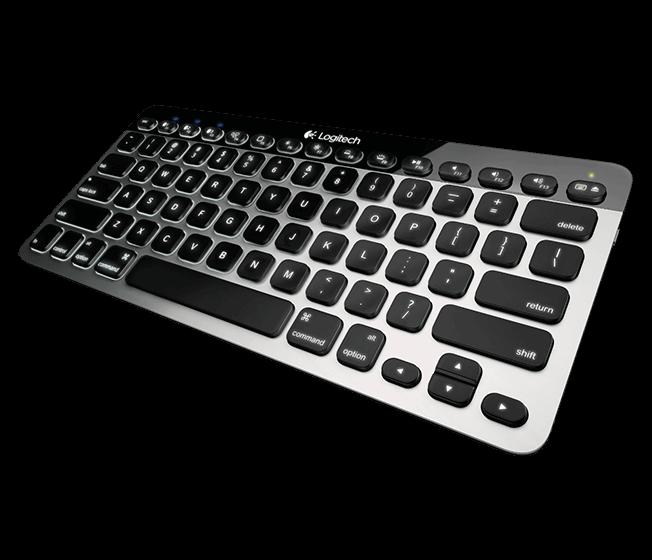 Best Accessories for Apple iPad Pro 2018 3. Logitech K811 Keyboard